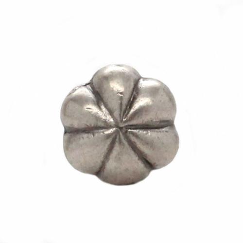 "Parachute Pewter Concho Antique Nickel 7/8"" 7455-21"