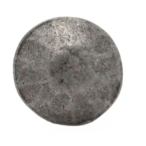 Black Smith Concho Antique Nickel Front