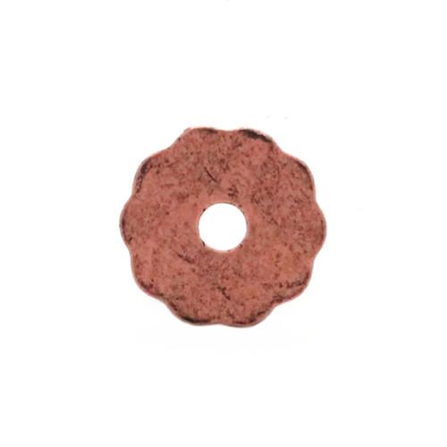 Southwest Bezel Concho in Antique Copper Back