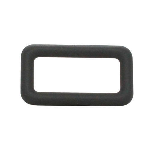 Die Cast Rectangular Ring Black