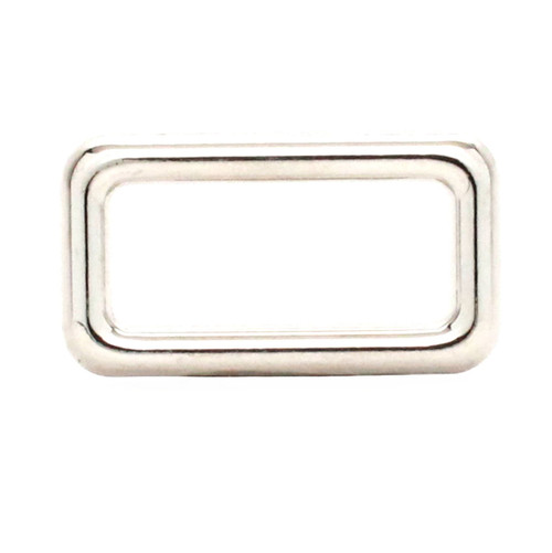 Die Cast Rectangular Ring Nickel