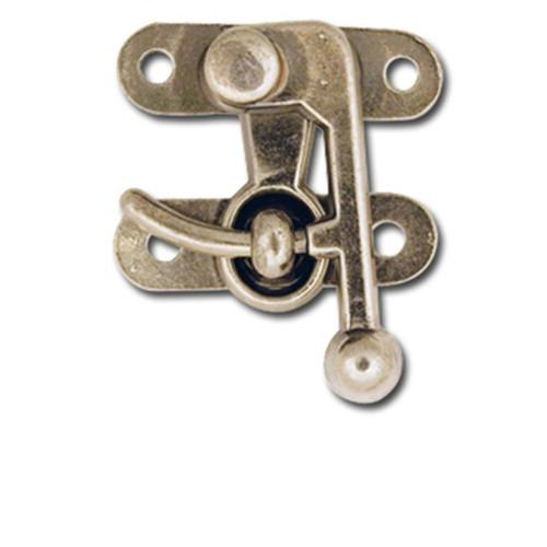 Swing Bag Clasp Medium Antique Nickel 1306-12
