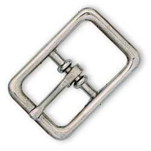 Center Bar Buckle 1/2""