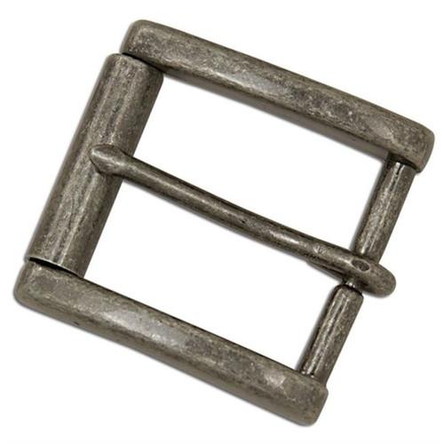 Roller Buckle Antique Nickel