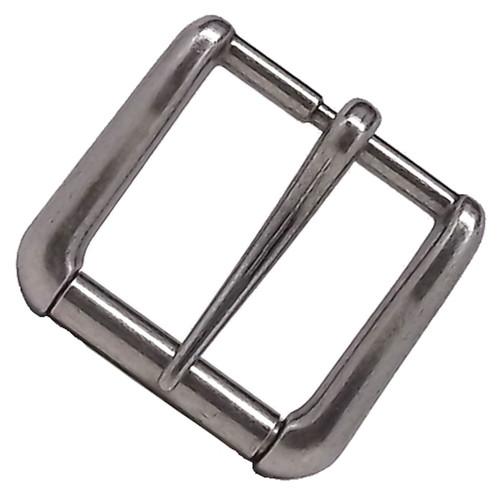 "Napa Roller Belt Buckle Antique Nickel Finish 1-1/2"" 1643-21"