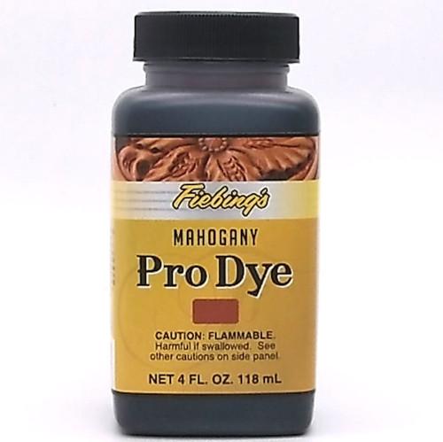 Mahogany Professional Oil Dye 4 oz
