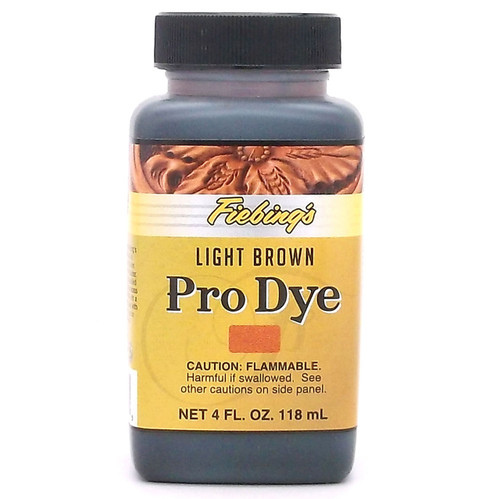 Light Brown Professional Oil Dye