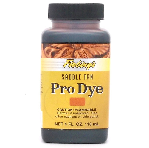 Saddle Tan Professional Oil Dye