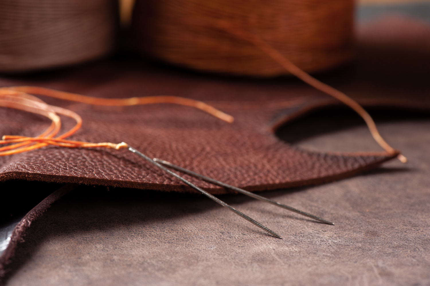Saddle Stitching: An Essential Skill for Leathercrafters