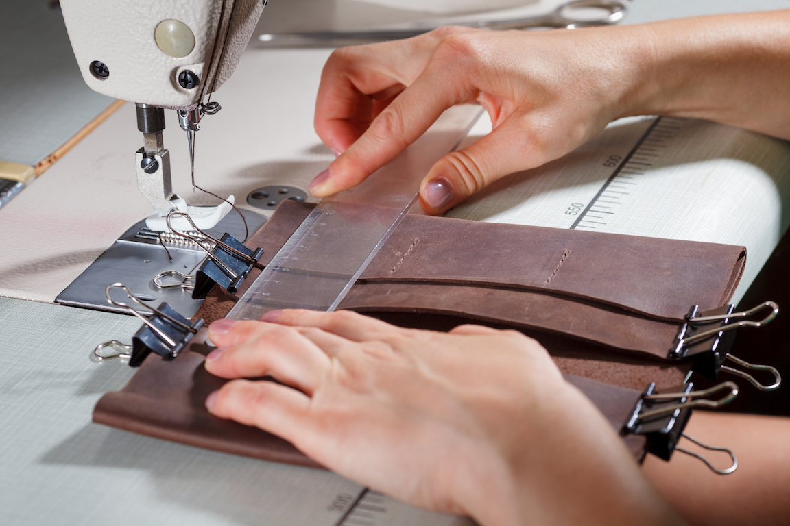 Pick Out the Right Leather Sewing Machine