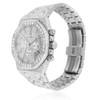 Audemars Piguet Royal Oak Stainless Steel 31ct Diamond Watch