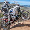 Jason Houle shows how it's done on a BDCW-equipped BMW R1200GS.