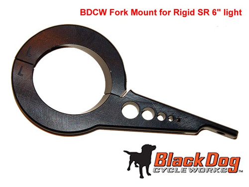 BDCW - Fork Light Mount (BMW R1200GS/A-LC - 2013+)