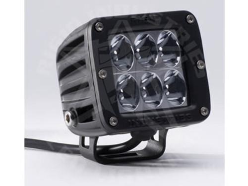 Rigid - D2 PRO LED Lights (White, Driving, pair)