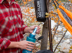 HydroBlu Announces Lightweight Go Flow Water Gravity Bag for All Outdoor Activities