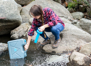 8 Camping Problems You Will Never Have Again with the Pressurized Jerry Can