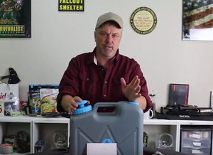 Survivalist Prepper Jerry Can Review