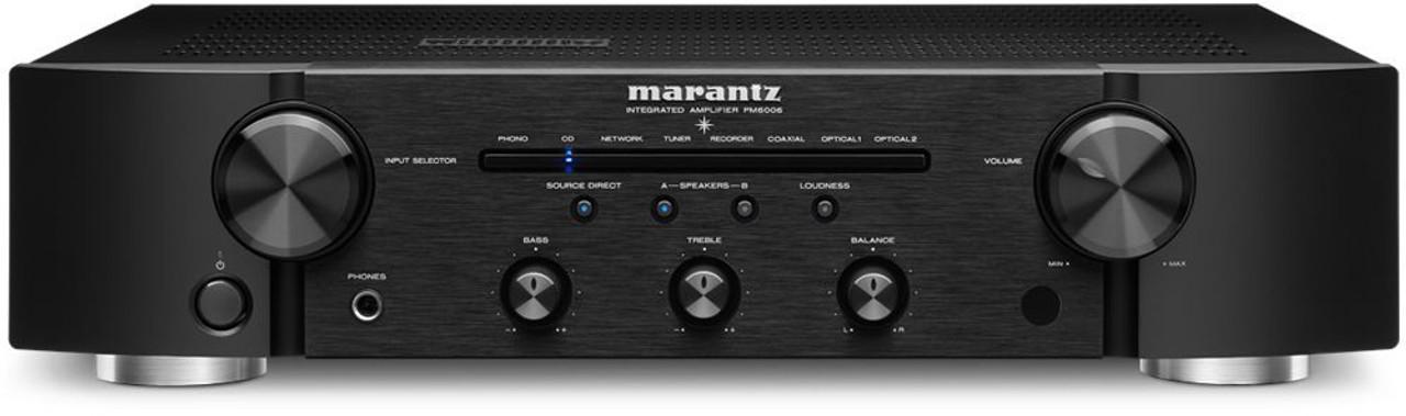 Marantz® PM6006 2 Channel Integrated Amplifier