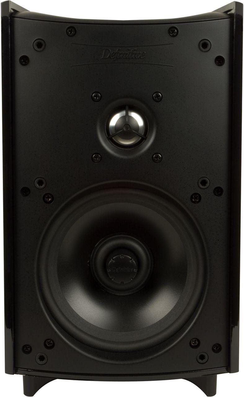 Definitive Technology® ProMonitor 1000BLK Satellite Speaker-Black