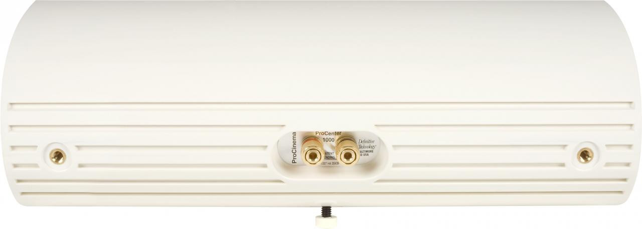 Definitive Technology® ProCenter 1000WHT Center Channel Speaker-Black-