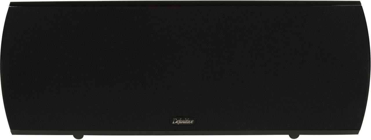Definitive Technology® ProCenter 2000BLK Compact High Definition Center Channel Speaker