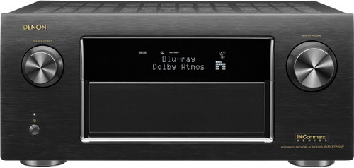 Denon® AVR-X7200WA 9.2 Channel A/V Receiver-Black