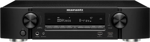 Marantz® NR1609 Slim 7.2 Channel AV Receiver