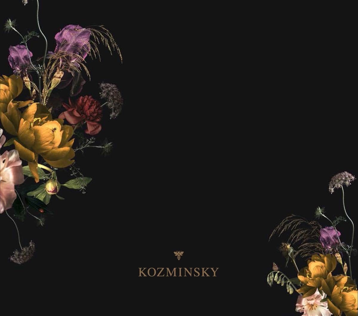 Kozminsky 2018 Catalogue Out Now