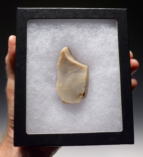 M314 - NEANDERTHAL COMBINATION MOUSTERIAN FLINT TOOL FROM FAMOUS SITE IN FRANCE