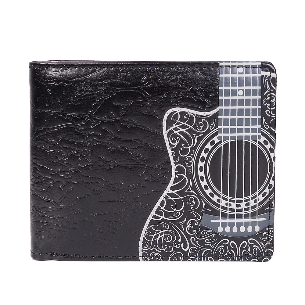 Artistic Guitar - Mens Wallet