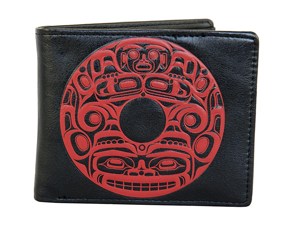 Nawila Tsula - Andy Everson - Mens Wallet