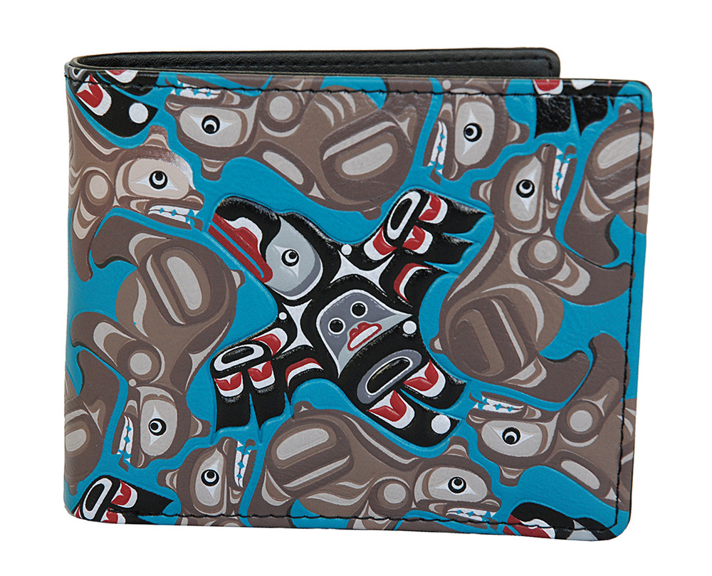 Transcendence Spirit Bear - Mens Wallet