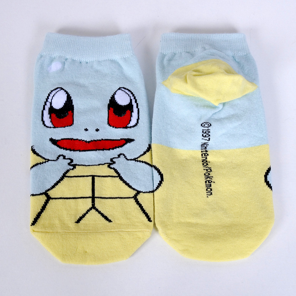 Squirtle - Pokemon Socks