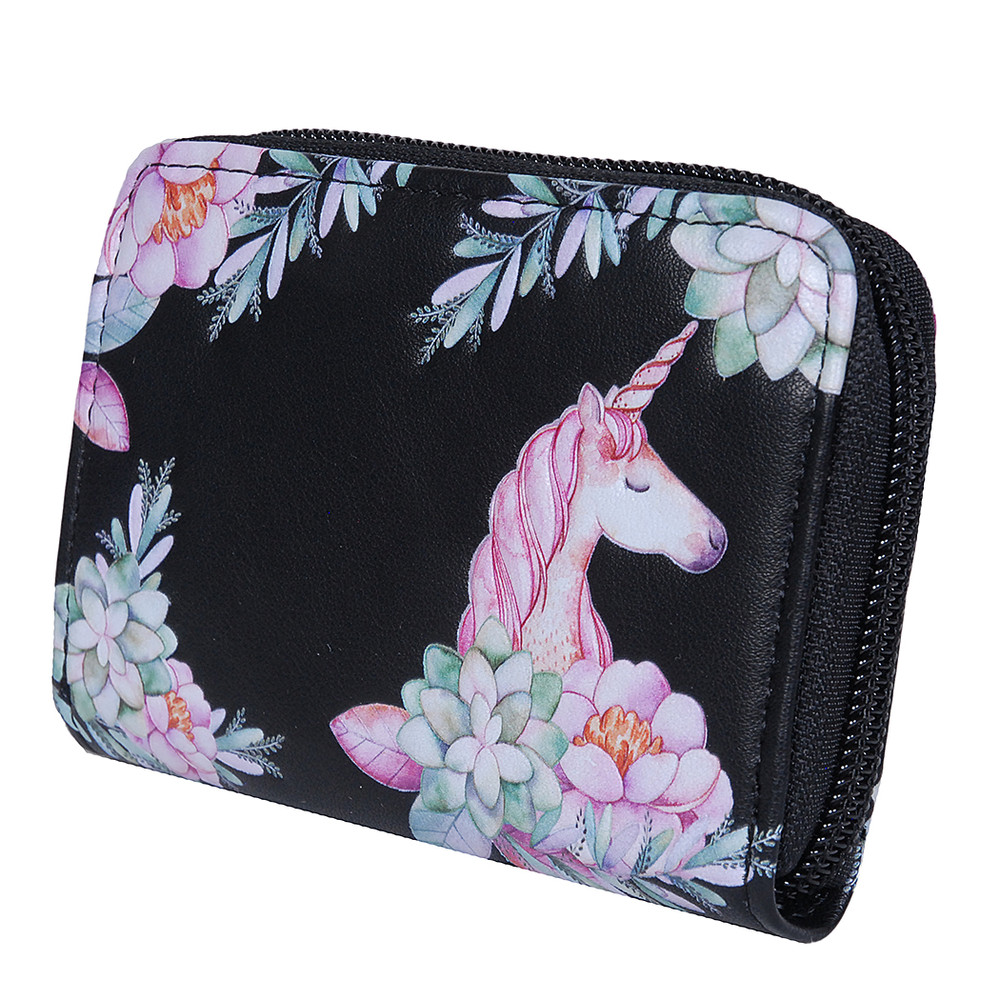 Unicorn - Coin and Card Purse