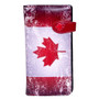 Canadian Flag - Large Zipper Wallet