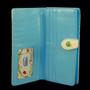 Beach Post Card - Large Zipper Wallet