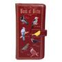 Book of Birds - Large Zipper Wallet
