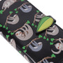 Hang In There - Sloth - Large Zipper Wallet