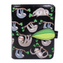 Hang In There - Sloth - Small Zipper Wallet