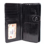 Musical Treble Clef - Large Zipper Wallet