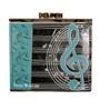 Musical Treble Clef - Coin Purse