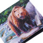 Brown Bear On The Little Susitna River - Mens Wallet