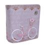 D'amour - Paris Bicycle - Small Zipper Wallet