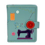 Sewing Needs - Small Zipper Wallet - Mint