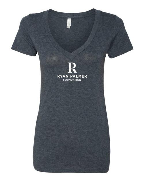 Women's Next Level Tri-Blend V-Neck T-Shirt
