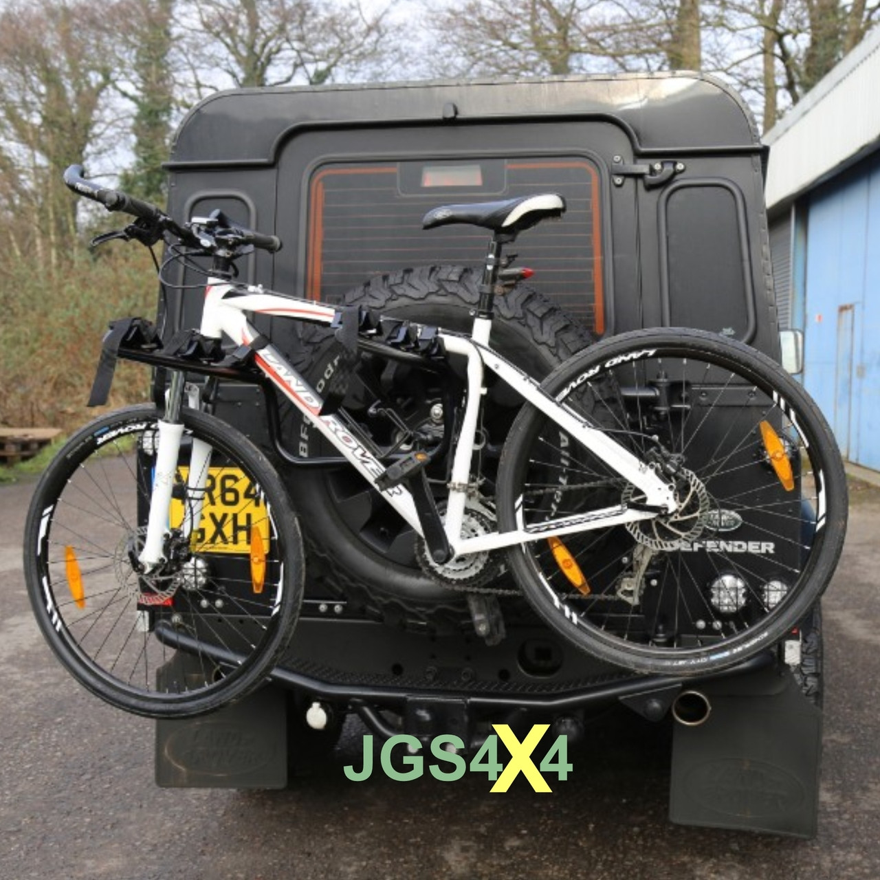rack roof image discovery bike landyzone land com img included b and rover landrover staticflickr proxy
