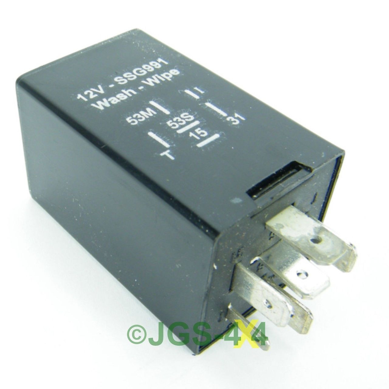 Land Rover Defender Windscreen Wiper Intermittent Delay Relay Heated Windshield Wiring Amr2341