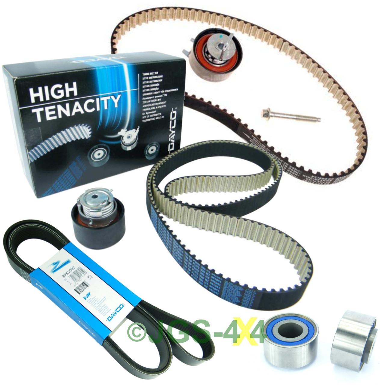 Range Rover Sport 2.7 TDV6 Full DAYCO Cambelt Timing Belt Kit With Idler  Pulleys