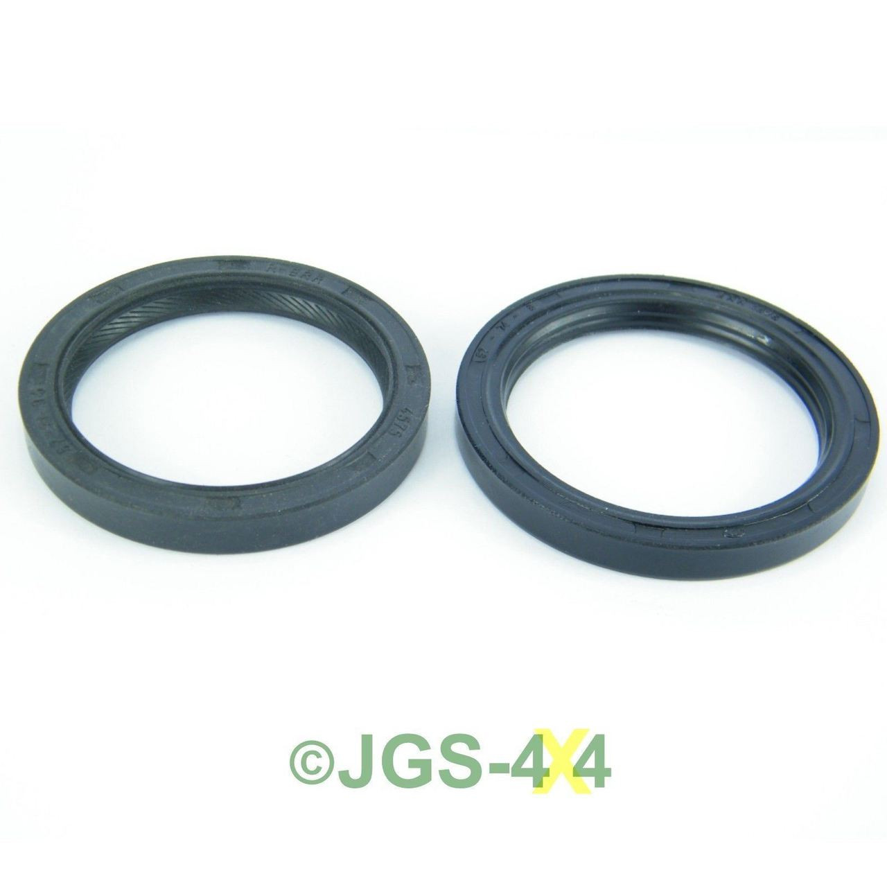 Land Rover Defender Discovery 1 300tdi Front Crankshaft Oil Seals The Timing Belt And Seal On A Err4575 76