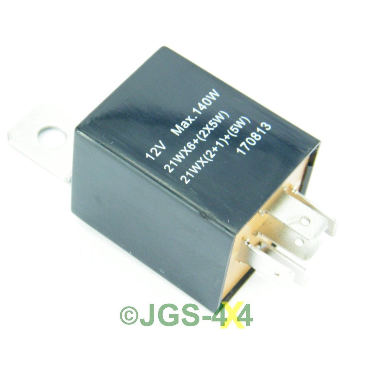 Land Rover Discovery 1 Indicator Flasher Relay - PRC8878 - JGS 4x4 ...